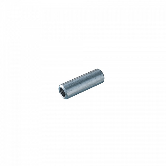 ROUND CONNECTOR M4 D.5x15mm